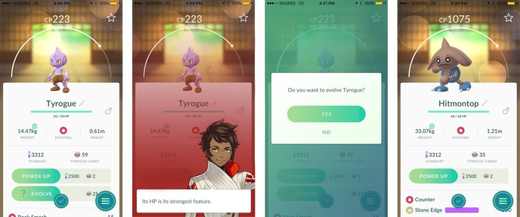pokemon-go-tyrogue-hitmontop-evolution-screens